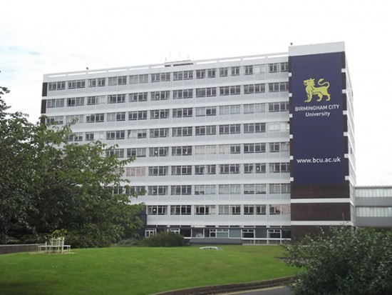 City North Campus, Birmingham City University