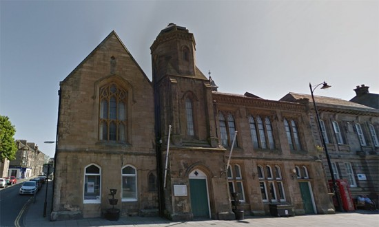 Burntisland Burgh Council Chambers