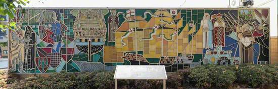 The Erith Mural