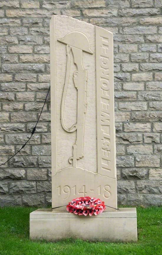 1914 Centenary Memorial