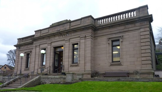 Broughty Ferry Library, The Orchar Collection