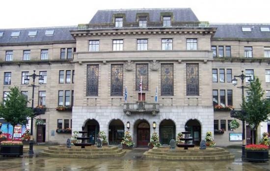 Dundee City Chambers