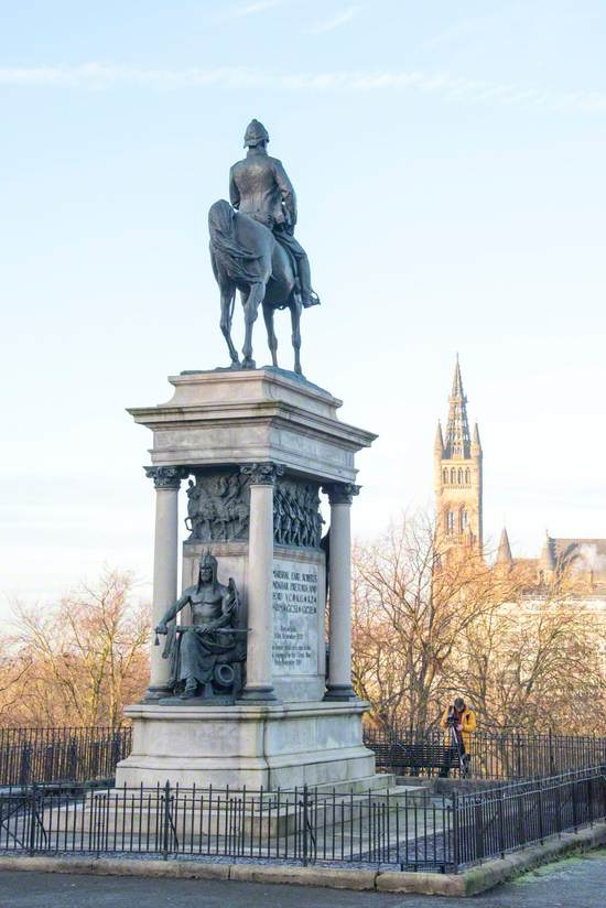 Monument to Lord Roberts (1832–1914)