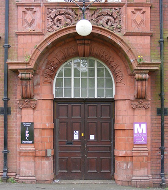 Brierley Hill Library