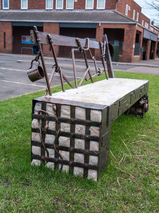 First World War Bench