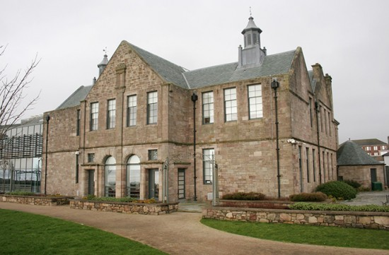 Helensburgh Council Chamber