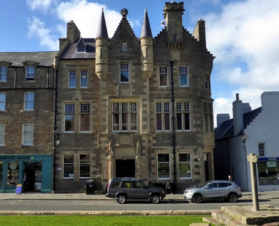 Kirkwall and St Ola Community Centre and Town Hall