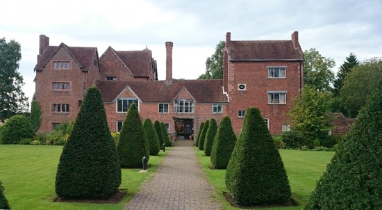 National Trust Collections at Harvington Hall