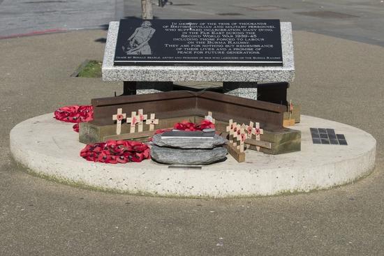 British Civilian and Military Far East Prisoner of War Memorial