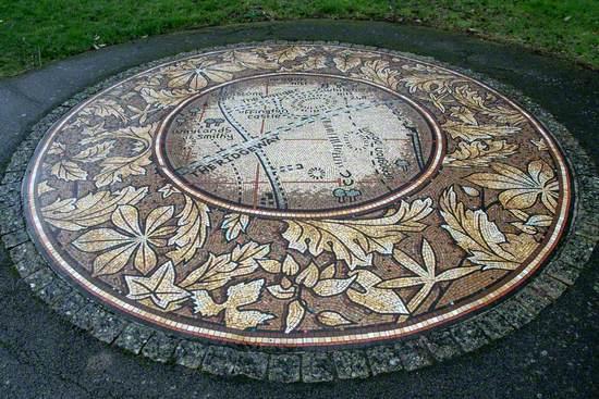 Ridgeway Mosaic