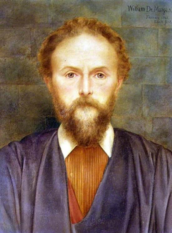 William De Morgan (1839–1917)