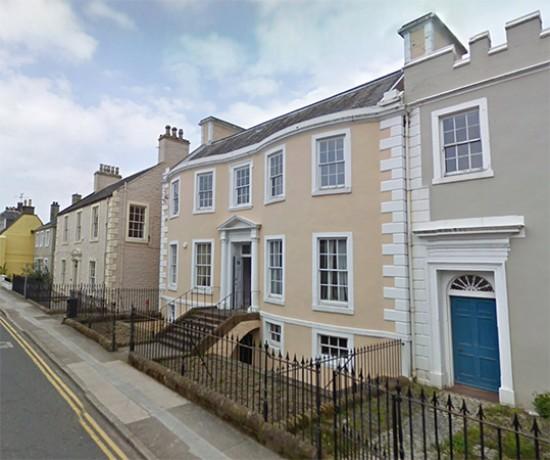 Kirkcudbright Council Offices
