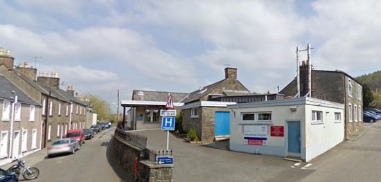 Kirkcudbright Hospital