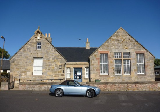 Gullane Library