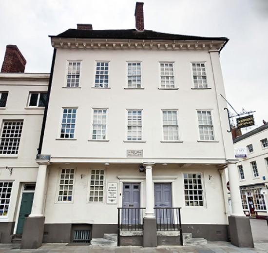 Samuel Johnson Birthplace Museum