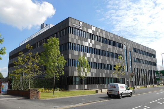 Faculty of Sciences, Staffordshire University