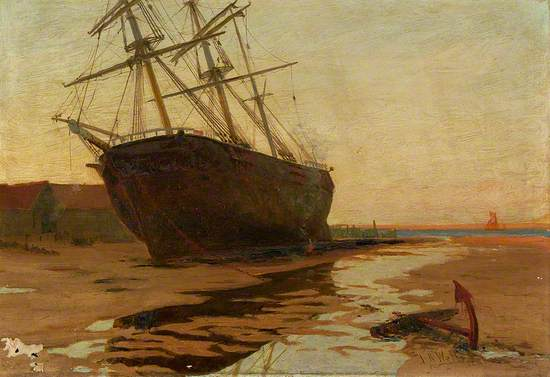 Ashore for a Tide