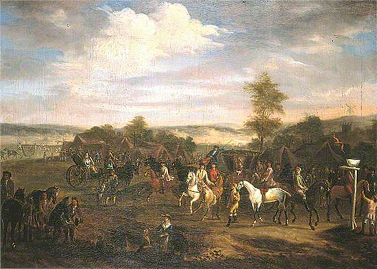 Meeting at Clifton and Rawcliffe Ings, York, 1709