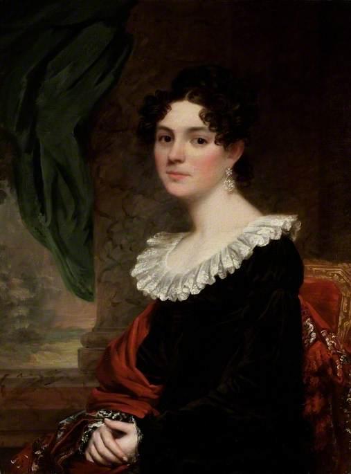 Mary Huntington, née Bowers Campbell (b.1802)