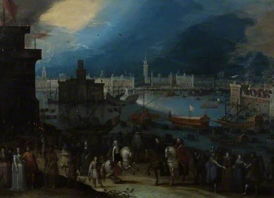 The Entry of Cosimo de' Medici into Venice, 1533