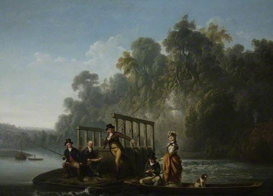 The Fishing Party