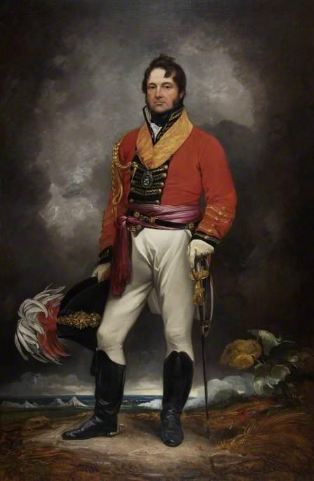 Lieutenant General Sir William Cockburn (1769–1835), 6th Bt