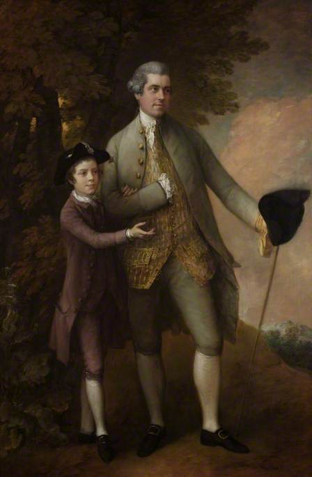 Thomas Rumbold (1736–1791), and Son