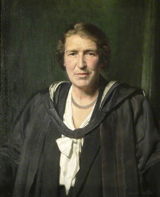 Miss Janet Ruth Bacon