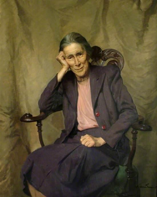 Miss Geraldine E. M. Jebb, CBE