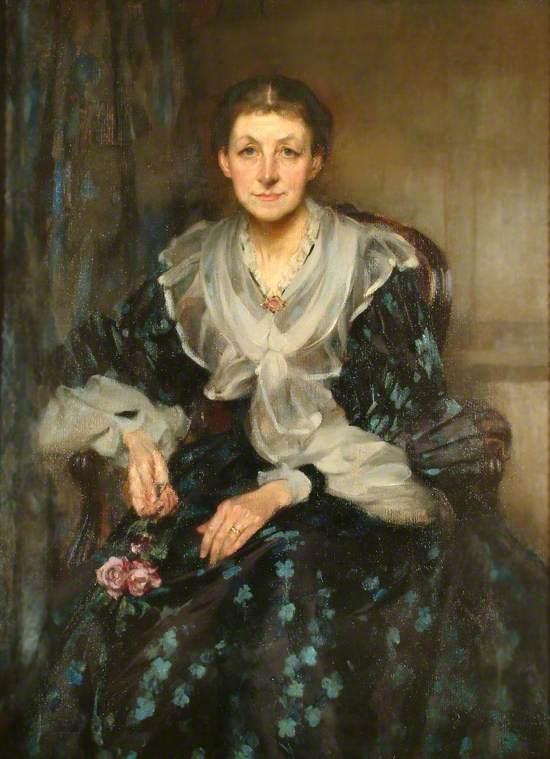 Miss Matilda Ellen Bishop