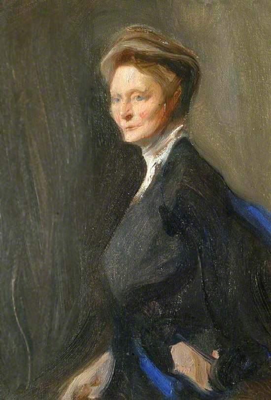 Sketch for 'Dame Emily Penrose (1858–1942)'