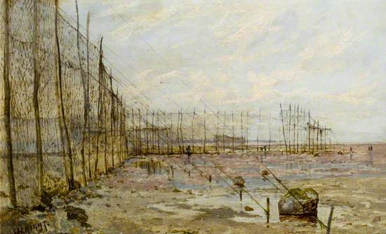 Stake Nets on the Solway