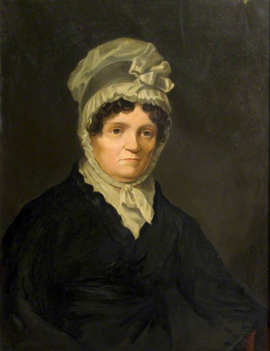 Jean Armour Burns (Bonnie Jean) (1765–1834)