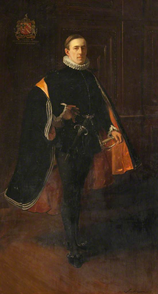 Lord Howard de Walden