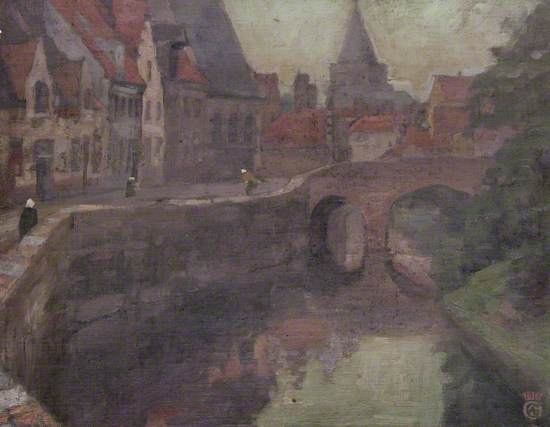 Town on a River