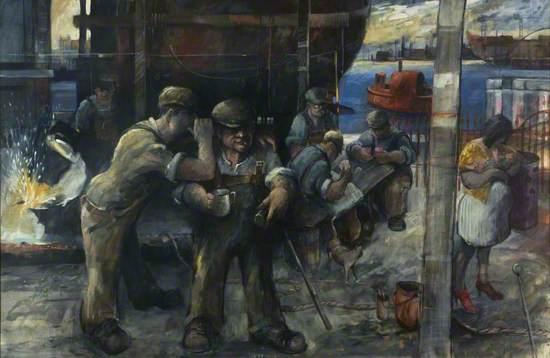 Shipyard Brag