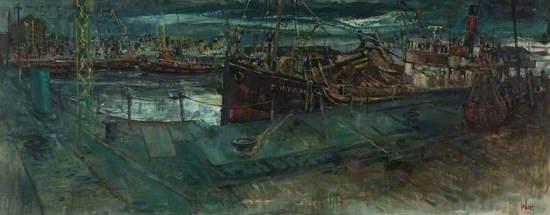 'Portway', Victoria Harbour