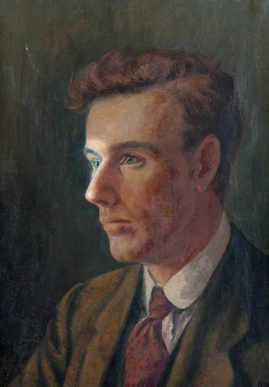 Portrait of a Young Man (Mr Hamilton)