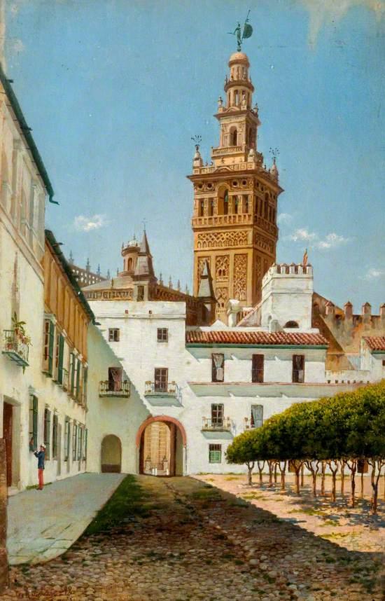 La Giralda, Seville