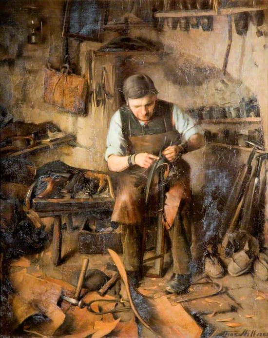 The Village Cobbler