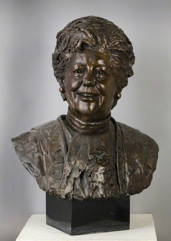 Betty Boothroyd (b.1929), Baroness Boothroyd OM, PC, Hon., FSLL