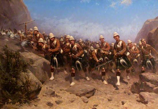 The Charge of Dargai