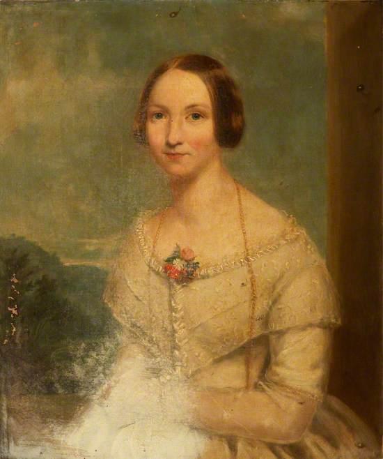 Alice Burford Rawlings, nee Pardoe (1814–1885)