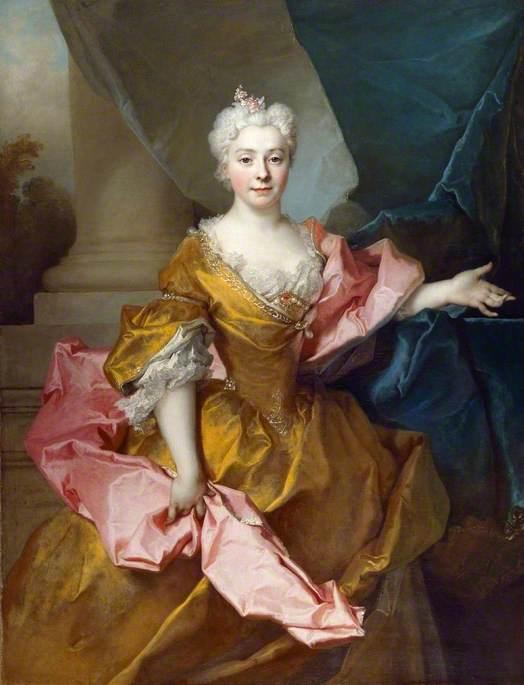 Madame Isaac de Thellusson, née Sarah le Boullenger (1700–1770)