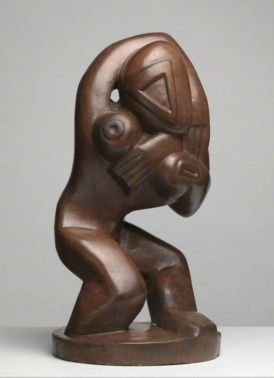Henri Gaudier-Brzeska and abstract art