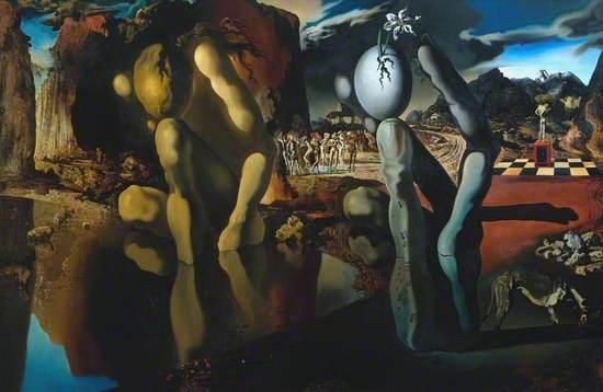 Example: Surrealism, Salvador Dali and Edward James