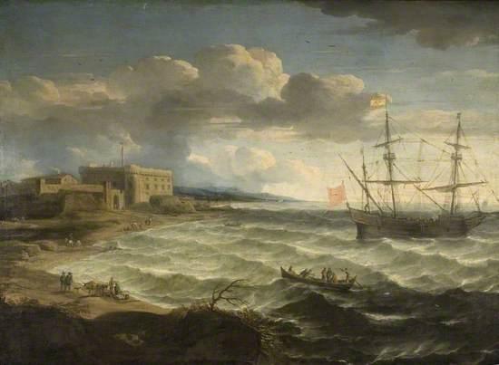 Coast Scene, Debarkation