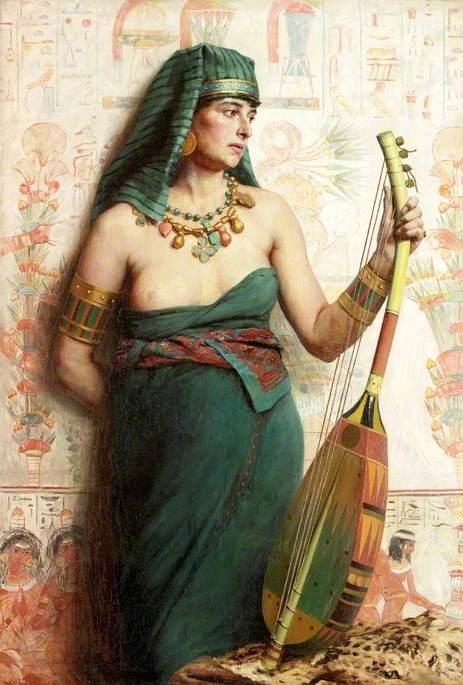 Egyptian Musician