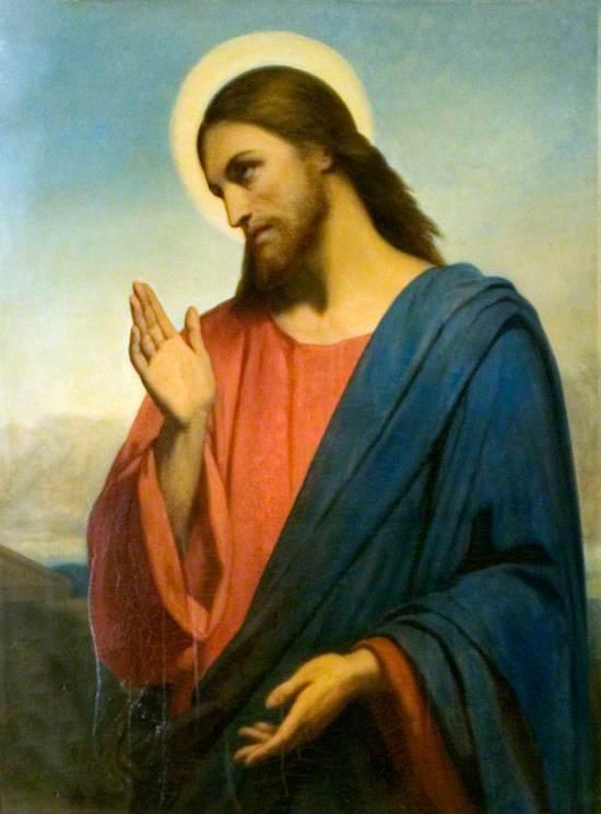 Christ Weeping over Jerusalem