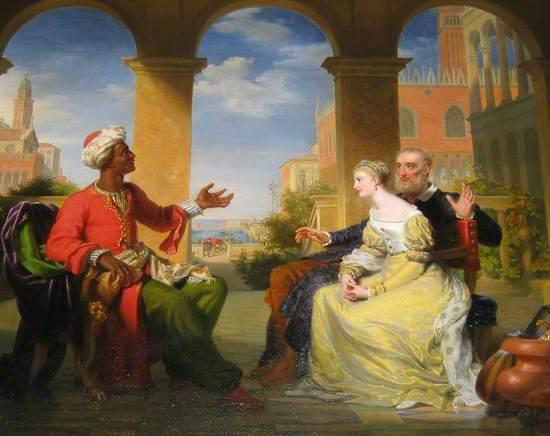 'Othello', Act I, Scene 3, Othello Relating His Life Story to Desdemona